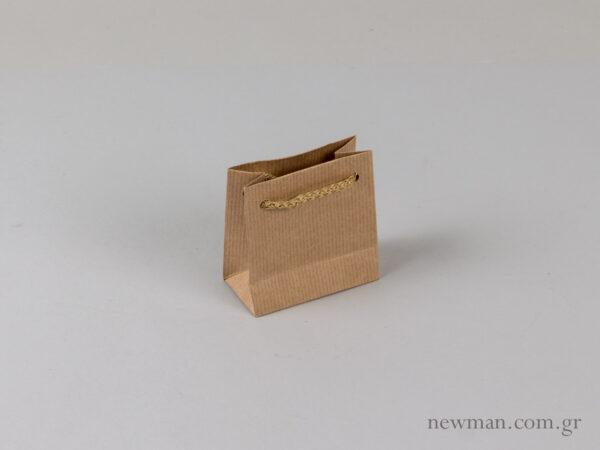 χάρτινο τσαντάκι μπιζού xartino tantaki mpizou no2 061101