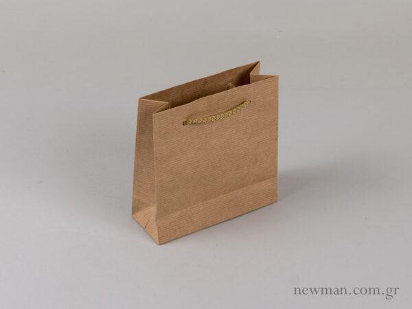 Χάρτινο τσαντάκι μπιζού xartino tantaki mpizou no4 061103