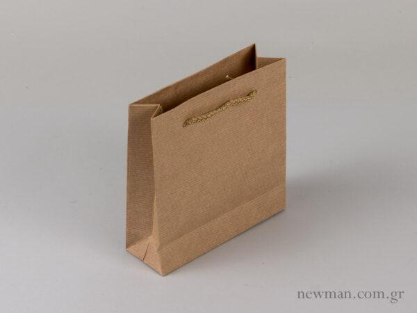 Τσαντάκι χάρτινο για μπιζού xartino tantaki mpizou no5 061104