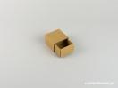 Κουτί kraft συρταρωτό για μικρό δαχτυλίδι