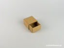 Κουτί kraft συρταρωτό για μεγάλο δαχτυλίδι