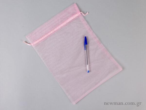 Πουγκιά οργάντζα Νο6 pougkia organza