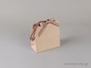 Τσάντα πολυτελείας με κορδόνι και κορδέλα tsanta kordoni gro 064101