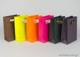 Χάρτινη τσάντα Χούφτα Νο01