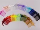 Πουγκιά οργάντζα σε πολλά χρώματα