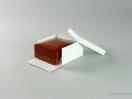 Κουτί ξύλινο σταυρός χειροπέδα