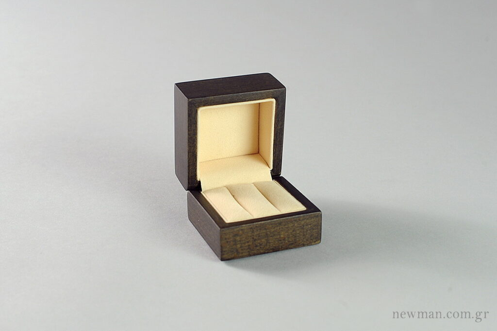 Forest Wooden Box for Wedding Rings