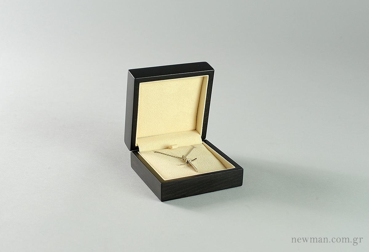 Forest Wooden Box for Cross/Bracelet