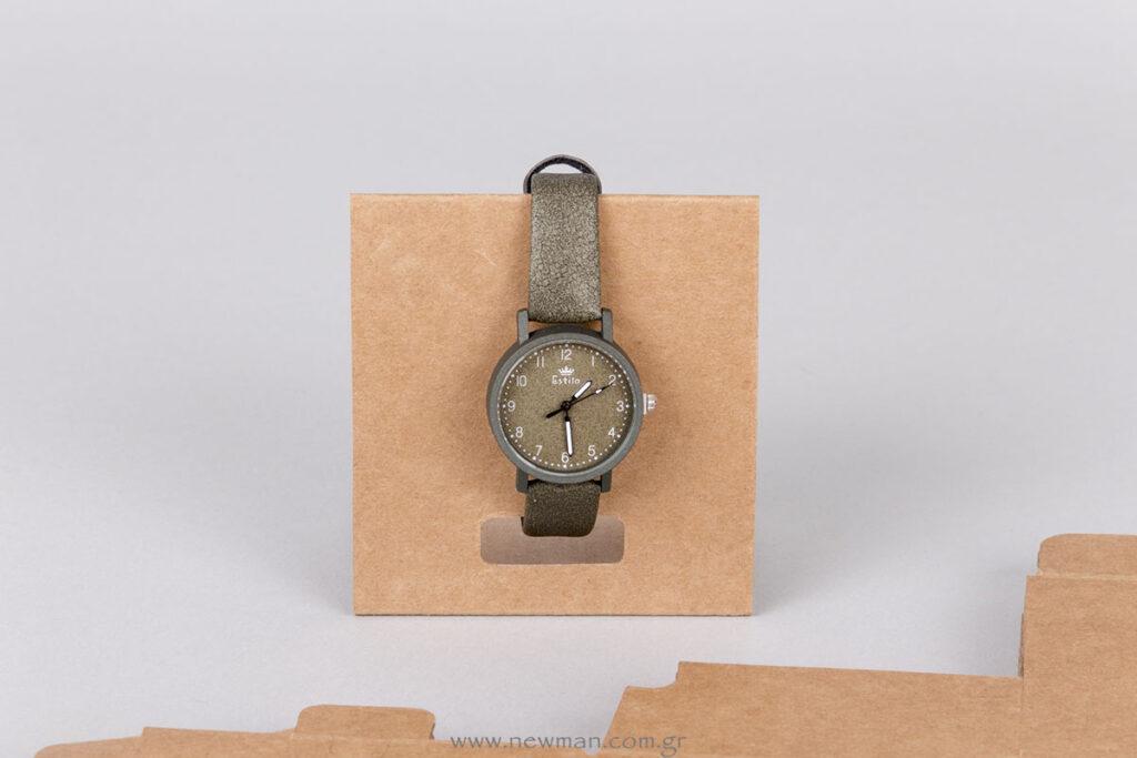 Εσωτερική χάρτινη βάση για ρολόι