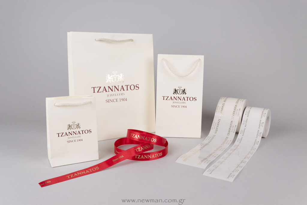 Tzannatos Jewellery Packaging