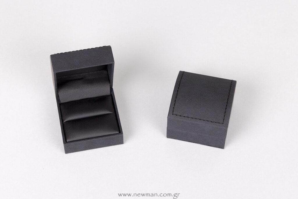 DCP Nabuka κουτιά κοσμημάτων με εκτύπωση ασημοτυπίας GEMS.GR