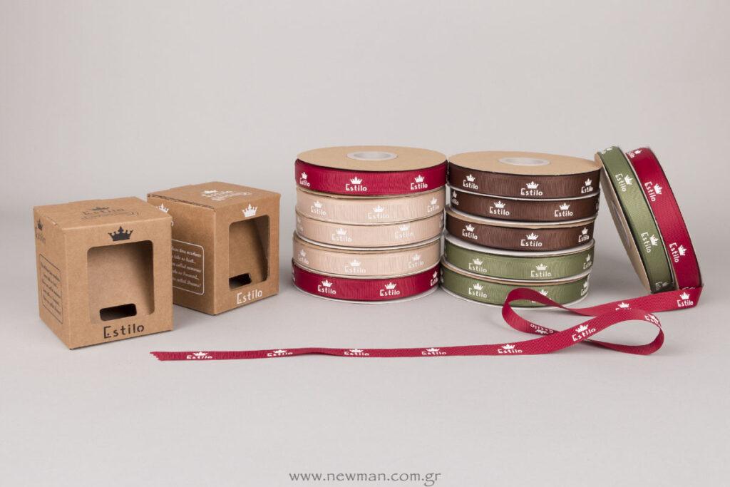 Estilo Custom Packaging by Newman