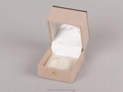 054000 Λινό κουτί για δαχτυλίδι