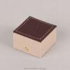 054002 Λινό κουτί για σκουλαρίκια