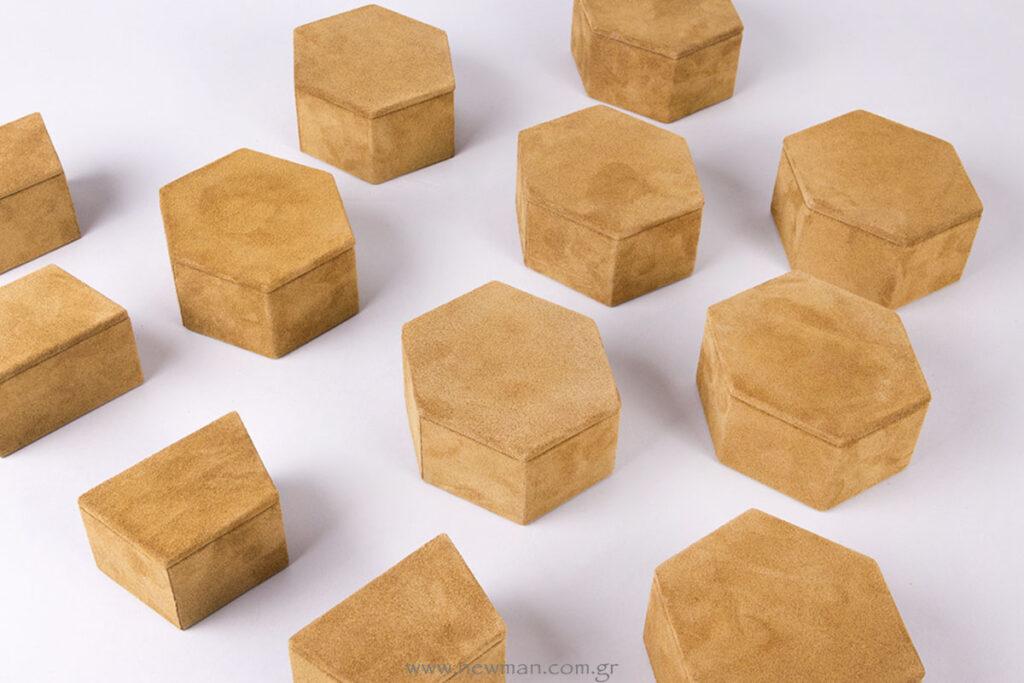Εξάγωνα και τραπέζια σχήματα σε custom διαστάσεις