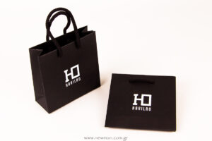 Burano bag with HARILAO logo