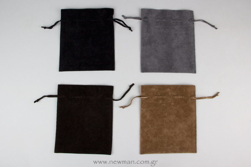 Rectangle luxury pouch in 13 colors and 4 different sizes 140x170_9976