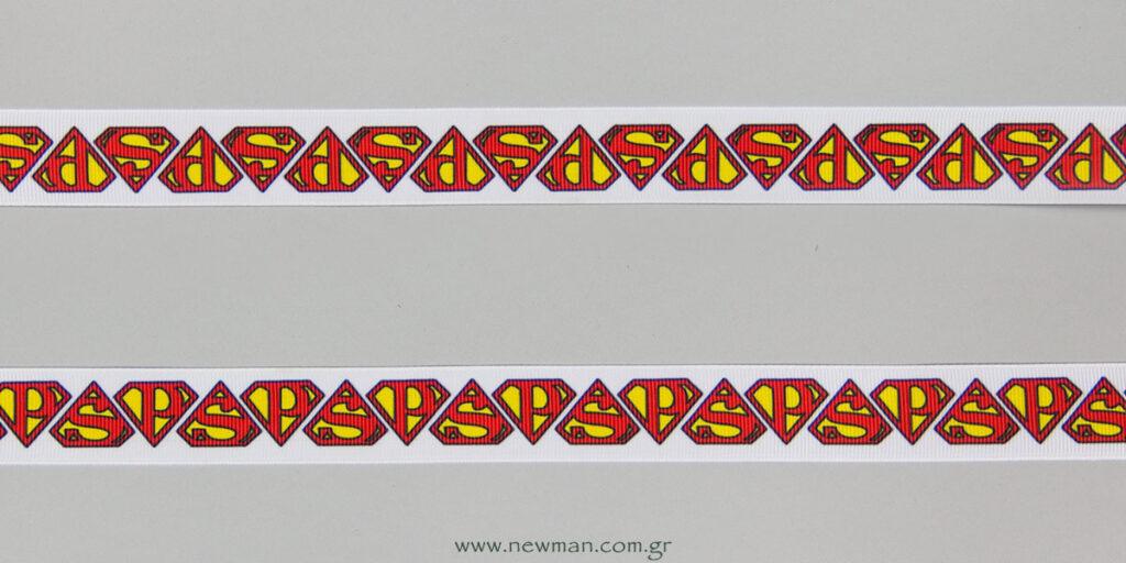 kordela-gia-vaptisi-me-thema-superman_8655-