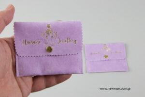 Namaste jewellery: συσκευασια κοσμηματων