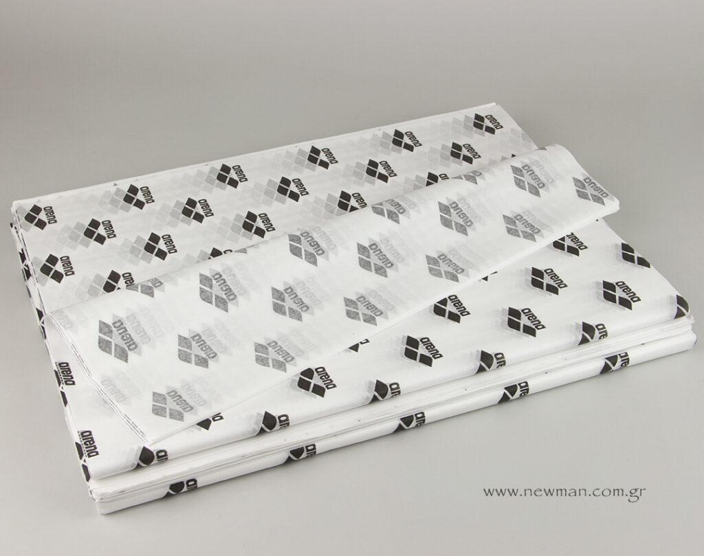 Επώμυμα χαρτιά αφής για προστασία των προϊόντων σας.