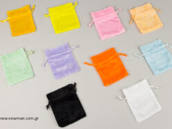colorful jewellery pouches