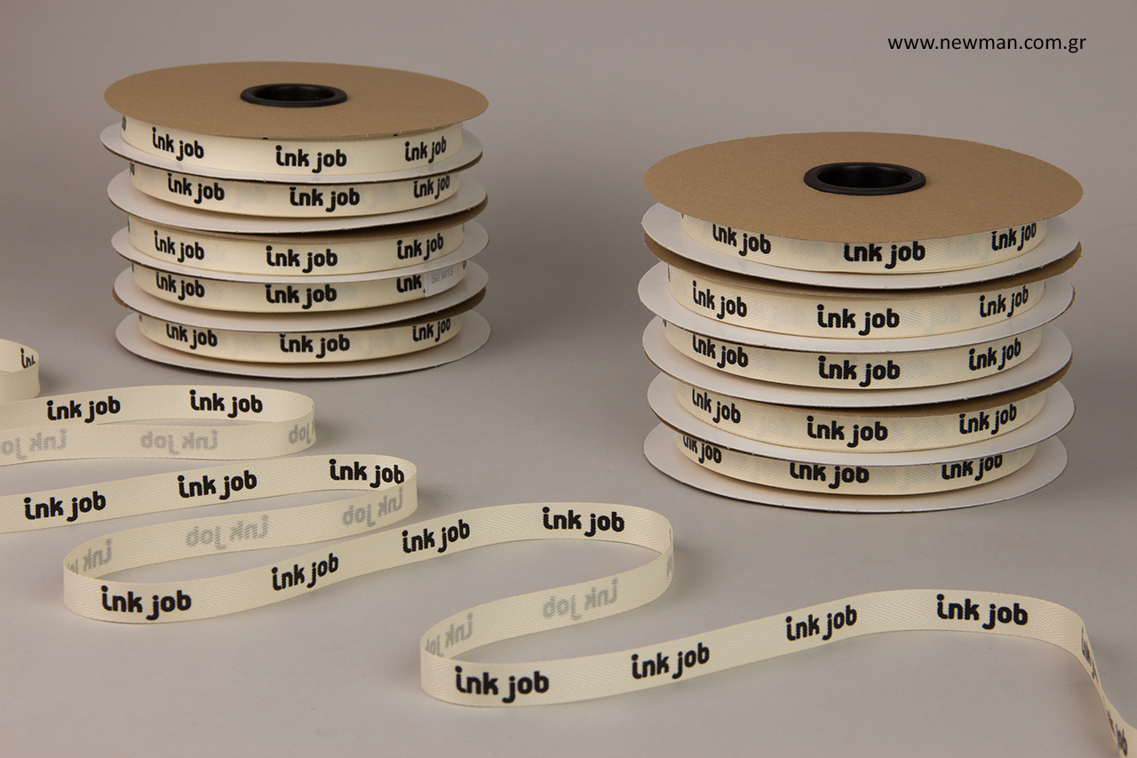 The Ink Job: ribbons for handmade products.