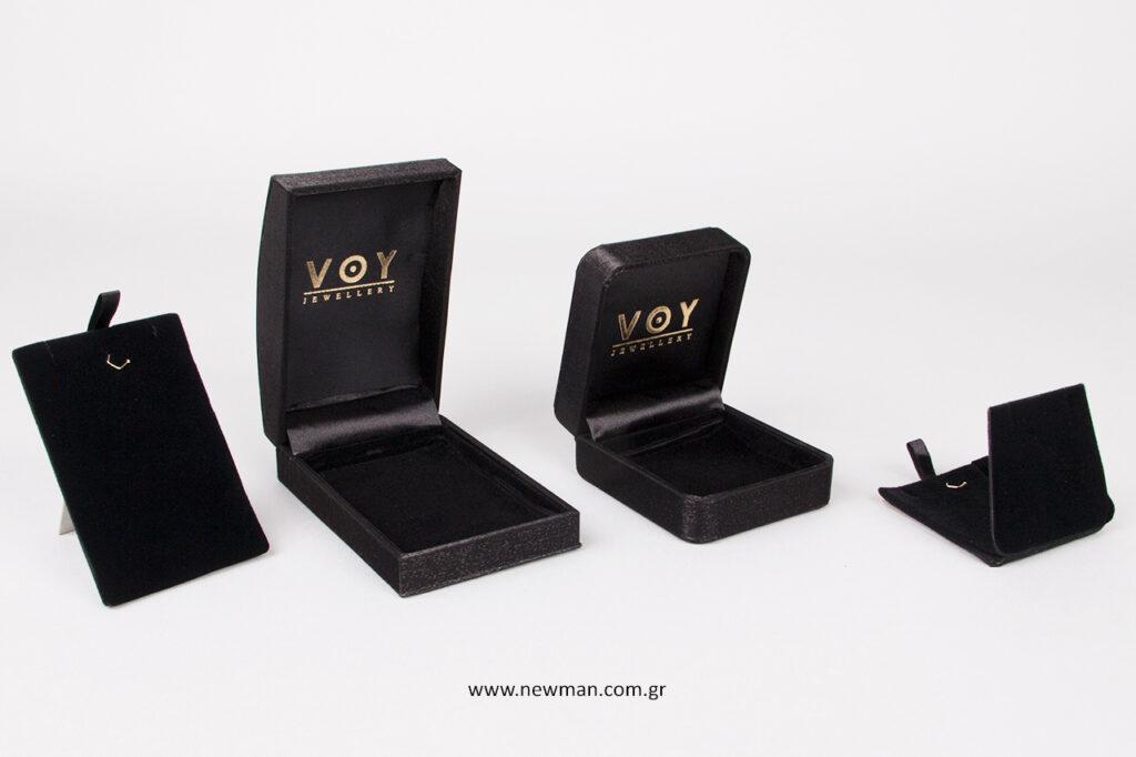 κουτιά κοσμημάτων με εκτύπωση