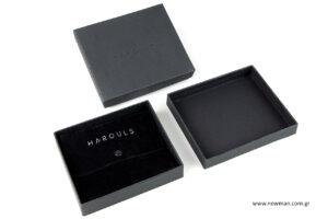 Harouls: Προϊόντα συσκευσίας με ασημοτυπία