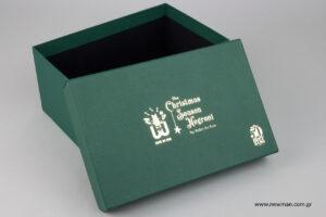 Baba Au Rum: Κουτιά συσκευασίας για κοκτέιλ και προϊόντα τέχνης.
