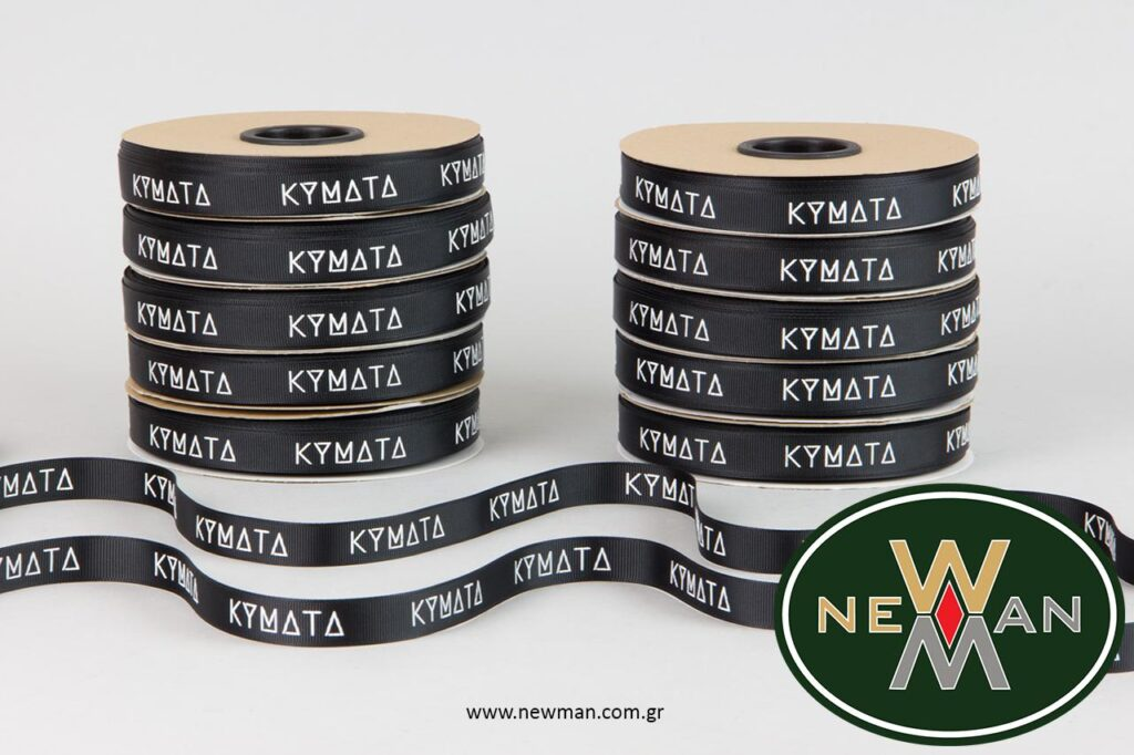 Kymata jewels: Τυπωμένες κορδέλες χονδρικής Newman.