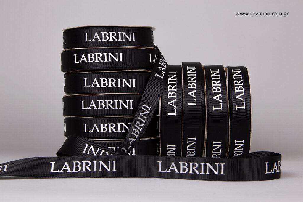 LABRINI: Κορδέλες χονδρική για προϊόντα συσκευασίας.