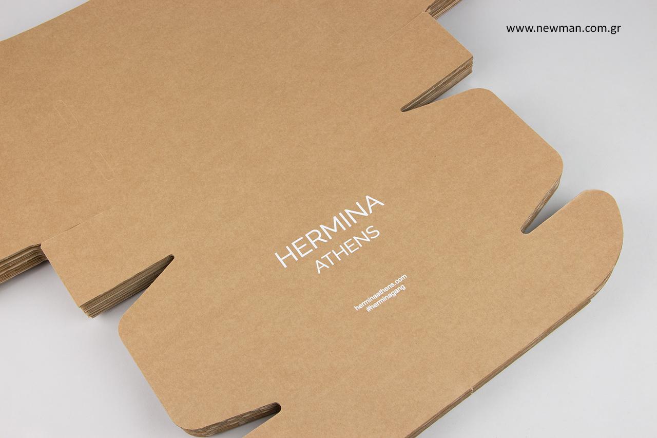 Κουτιά μεταφοράς προϊόντων για χρήση από e-shops.