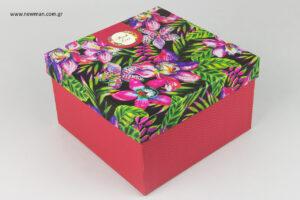 Ψηφιακές εκτυπώσεις σε κουτιά χονδρικής by NewMan Packaging.