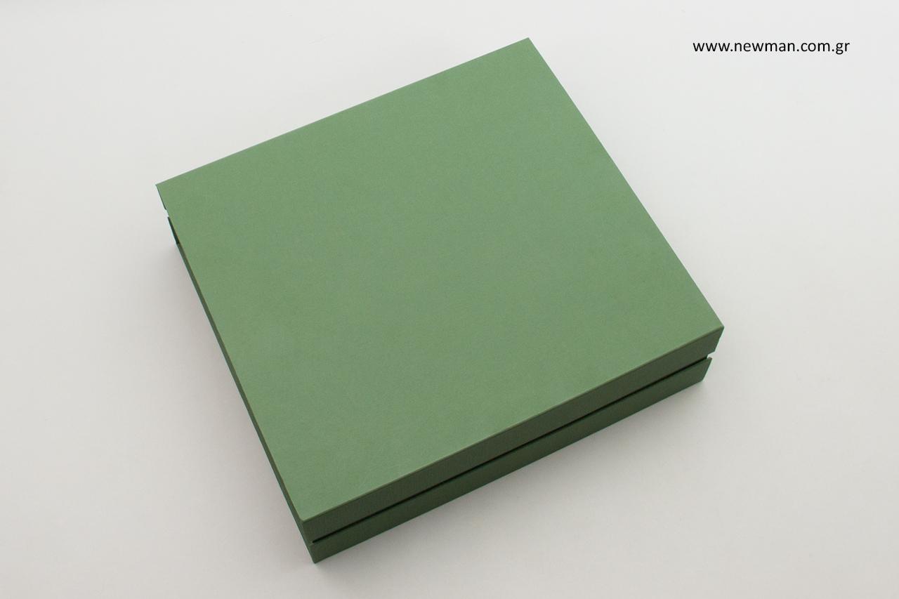 Εξατομικευμένες συσκευασίες - Ειδικές παραγγελίες συσκευασίας.