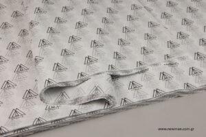 Kymata Jewels: Τυπωμένο χαρτί αφής με εταιρική επωνυμία.