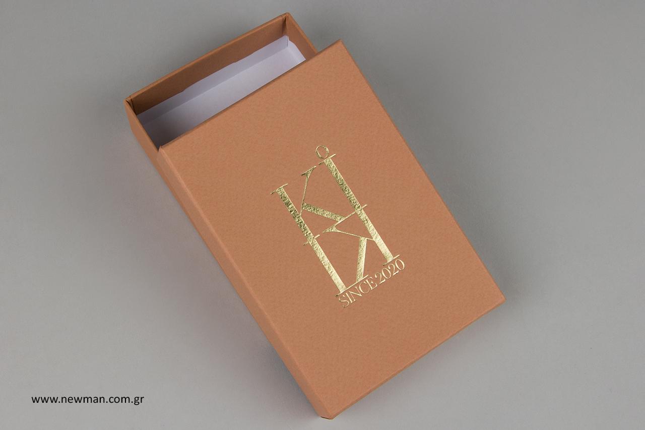 Ειδική παραγγελία σχεδιασμού και εκτύπωσης κουτιών συσκευασίας.