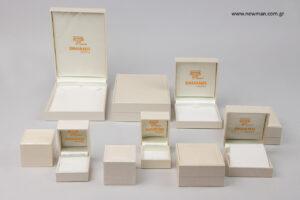 Dimarakis jewellery - Συσκευασίες για το κοσμηματοπωλείο Δημαράκης - Newman.