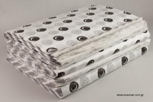 Cynthia by Andromachi: Χαρτί αφής συσκευασίας με εκτύπωση.