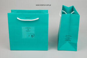 L' Atelier du Parfum: Τυπωμένες τσάντες δώρων NewMan.