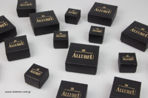 AllureU - Αφροδίτη Πετρινόλη: Τυπωμένα είδη συσκευασίας NewMan για μπιζού.