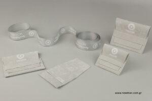 Kalliope Designs: Είδη συσκευασίας Newman με εκτυπώσεις.