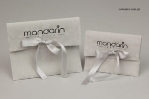 mandarin jewels: Ποσέτες χονδρικής με εκτύπωση λογότυπου.